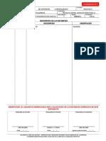 CHC-ST-PO-011 - Manejo de Productos Quimicos - Rev. 0
