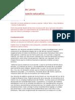 Tp Final Comunicación Proyecto
