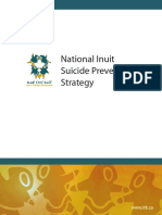 National Inuit Suicide Prevention Strategy 2016