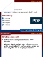 009 Minerals A