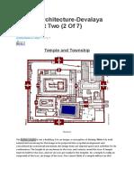 Temple Architecture-part 2