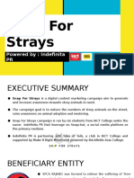 snap for strays jayaone