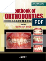 Textbook of Orthodontics - Advance cases