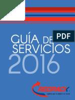Guia Servicios 2016