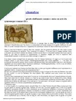 8 – L'Apparition de La Girafe Chiffonnée Comme « Mise en Acte Du Symbolique Comme Tel » - Le Goût de La Psychanalyse Le Goût de La Psychanalyse