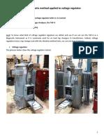 3. Application Note Vibration Method Applied on Voltage Regulator