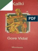 Gore Vidal Kalki