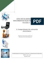 Guia XML Retencion Version 1 1