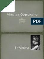 Viruela y Coqueluche
