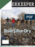Winter 2010 Waterkeeper Magazine