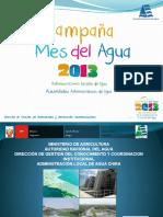 Cultura del Agua  Mar-2013.pptx