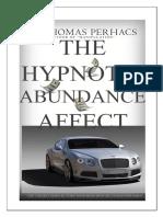 The Hypnotic Abundance Affect (1)