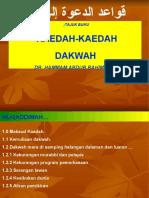 KAEDAH DAKWAH