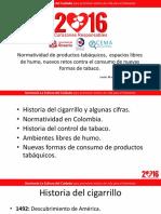 La Cultura de Espacios Libres de Humo Javier Martínez