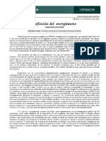 Fernando Savater - Reflexión Del Energúmeno
