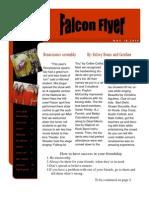 Falcon Flyer - May 2010