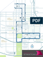 OKC Streetcar Route