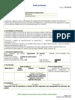 FR-AD-02 Especialista en Urbanización