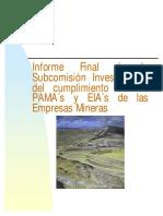 Informe Final de La Sub Comision
