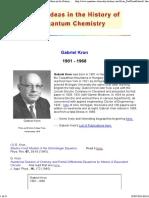 Gabriel Kron - 1901-1968
