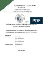 Informe Final Proyecto SIVAN 01122014