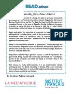 Sartre - la nausea.pdf