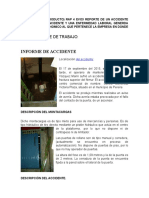 EVIDENCIA 3 (De Producto), Accidente, incidente y enfermedad laboral II.docx