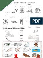 Evaluación Formativa de Lenguaje y Comunicación1b