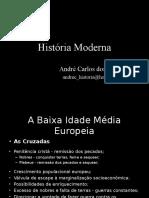 2 - Modernidade%2c Renascimento e Monarquias Nacionais Absolutistas