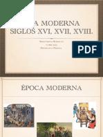 1.Parcial 2-Historia de La Medicina-siglos XVI, XVII y XVIII
