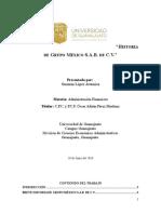 Trabajo Grupo México