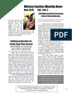 Veteran Newsletter May 2010