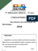 7º AULÃO - SPAECE.pptx