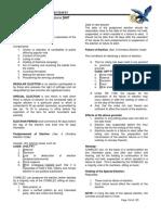 Ateneo 2007 Political Law (Election Law)