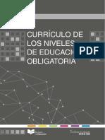 Currículo de Los Niveles de Educación Obligatoria