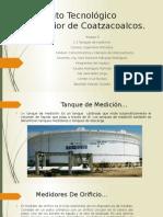 Tanques de Nivel y  Medicion de la Produccion.