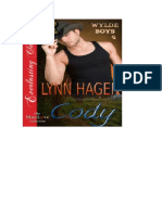 Lynn Hagen -  Wylde Boys 4 - Cody