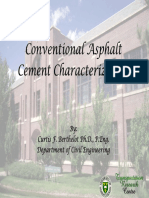 Asphalt Cement Characterization