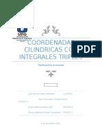 Coordenadas cilindricas con integrales triples.docx