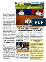 inanglupa newsletter  july issue