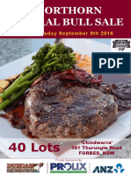 Shorthorn Central 2016 Sale Catalogue