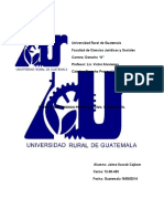 Sacrab Estructura Del Codigo Procesal Civil y Mercantil