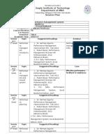 Perfoamance Management Sesion Plan 2016