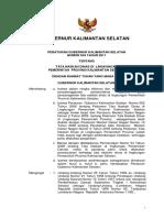 Pergub Kalsel 44 Thn 2011-Tata-naskah-dinas