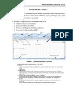 Modul Ms. Excel 2007