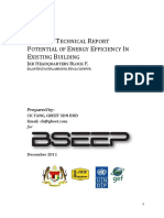 Bseep Report on Ee Potential in Existing Building v2