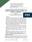 COMPARATIVE STUDY OF WORKING ON A HOST MACHINE, CLOUD MACHINE AND VIRTUAL MACHINE
