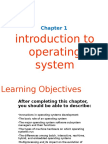 Chapter 1 Introduction F