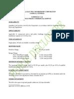 Single-phase Commercial C-14 2009 (3) Public Disclosure