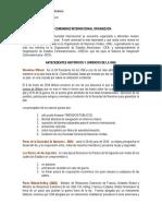 Clase 7 La Comunidad Internacional Organizada Estudiantes